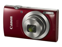 Canon IXUS 185 20Megapixel Röd Digitalkamera