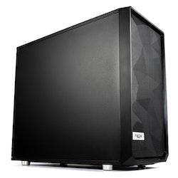 Fractal Design Meshify S2 - Miditower - ATX - inget nätaggregat (ATX) - svart