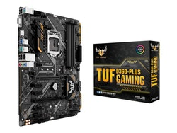 ASUS TUF B360-PLUS GAMING ATX LGA1151 Intel B360 Express
