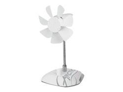 ARCTIC Breeze - Kylfläkt - bord - 9,2 cm - USB - vit