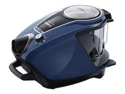 Bosch Relaxx'x Ultimate BGS7RCL - Dammsugare - med behållare - utan påse - mörkblå