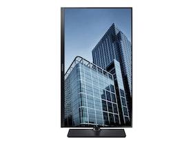 """Samsung S27H850QFU 27 """"2560 x 1440 HDMI Dis40layPort 60Hz Pivot Skärm"""