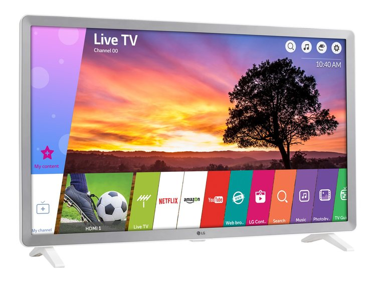 "LG 32LK6200PLA - 32"" Class LED TV - Smart TV - webOS"