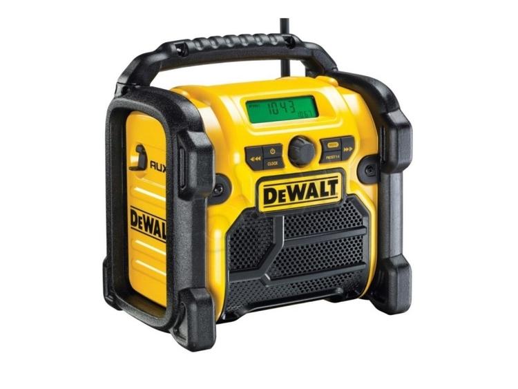 DeWALT DCR019-QW - Arbetsplatsradio