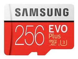 Samsung EVO MB-MC256G microSDXC 256GB UHS-I U3 / Class10