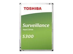 "Toshiba S300 Surveillance Harddisk 8TB 3.5"" SATA-600 7200rpm"