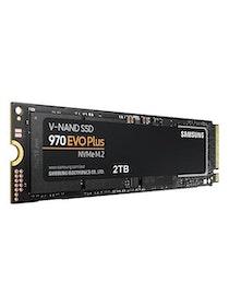 Samsung 970 EVO SSD MZ-V7S2T0BW 2TB M.2 PCI Express 3.0 x4 (NVMe)