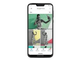 """Motorola Moto G7 Power 6.2 """"64GB 4G svart"""