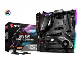 MSI MPG X570 GAMING PRO CARBON WIFI ATX AM4 AMD X570