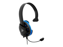 Turtle Beach RECON CHAT Kabling Blå Svart Headset