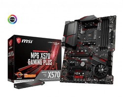MSI MPG X570 GAMING PLUS ATX AM4 AMD X570