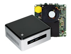 Intel Next Unit of Computing Kit NUC5i3MYHE Mini PC I3-5010U 0MB 0GB No-OS