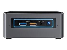 Intel Next Unit of Computing Kit NUC7I3BNHXF Mini PC I3-7100U 4GB 1TB Windows 10 Home 64-bit