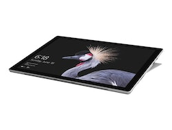 "Microsoft Surface Pro 12,3 ""Silver i7 8GB Windows 10 Pro 64-bitars"