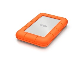 LaCie Rugged Mini - Hårddisk - 1 TB - extern (portabel) - USB 3.0 - 5400 rpm