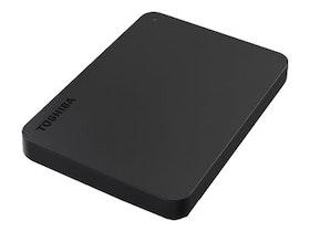 Toshiba Canvio Harddisk Basics 4TB USB 3.0