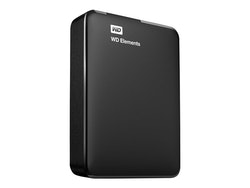 WD-element bärbar hårddisk WDBU6Y0030BBK 3TB USB 3.0