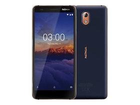 """Nokia 3.1 5.2"""" 16GB 4G Blå"""