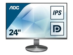 "AOC I2490VXQ 23.8"" 1920 x 1080 VGA (HD-15) HDMI DisplayPort 60Hz"