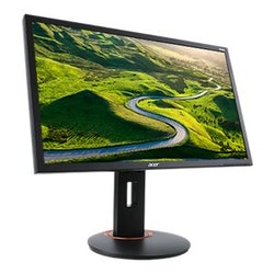 "Acer XF240Hbmjdpr 24 ""1920 x 1080 DVI HDMI DisplayPort 144Hz Pivot Skärm"