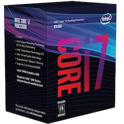 Intel CPU Core I7-9700F 3GHz 8 kerner LGA1151