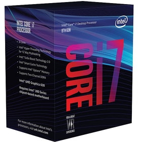 Intel CPU Core I7-9700F 3GHz 8 kerner LGA1151