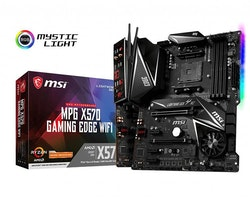MSI MPG X570 GAMING EDGE WI-FI - ATX AM4