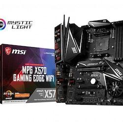 MSI MPG X570 GAMING EDGE WI-FI - ATX AM4
