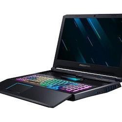 "Acer Predator Helios 700 17,3 ""I7-9750H 16GB 1.024TB RTX 2080 Windows 10 Home 64-bitars"