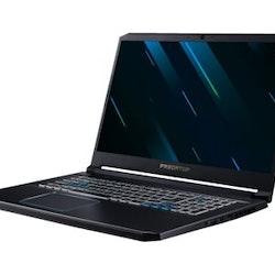 "Acer Predator Helios 300 17,3 ""I7-9750H 16 GB 512 GB RTX 2070 Windows 10 Hem 64-bitars - kbd: Nordic - aby svart"