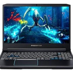 "Acer Predator Helios 300 15,6 ""I7-9750H 16 GB 512 GB RTX 2060 Windows 10 Home 64-bitars - kbd: Nordic - abyssal svart"