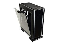 Enermax Saberay ADV ECA3500ABA-RGB Miditower ATX inget nätaggregat  svart