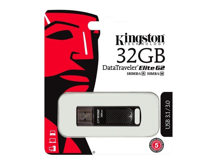 Kingston DataTraveler Elite G2 32GB