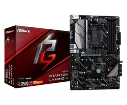 ASRock X570 Phantom Gaming 4 Mainboard Sockel AM4