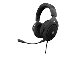 CORSAIR Gaming HS50 STEREO Kabling Svart Headset