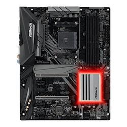 ASRock X470 Master SLI ATX AM4 AMD X470