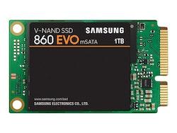 Samsung 860 EVO SSD MZ-M6E1T0BW 1TB mSATA SATA-600