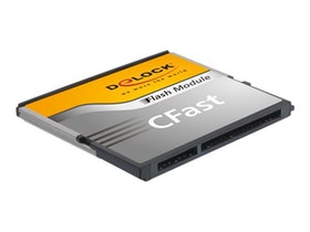 DeLOCK CFast CFast Card 64GB