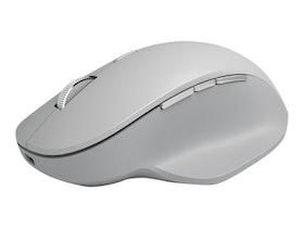 Microsoft Surface Precision Mouse Optisk Trådlös Kabling Grå