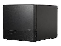 Fractal Design Node 804 Desktopmodel Micro-ATX inget nätaggregat Svart