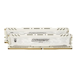 Ballistix DDR4 8GB kit 2666MHz CL16