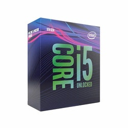 Intel CPU Core I5-9500F 3GHz 6 kerner LGA1151