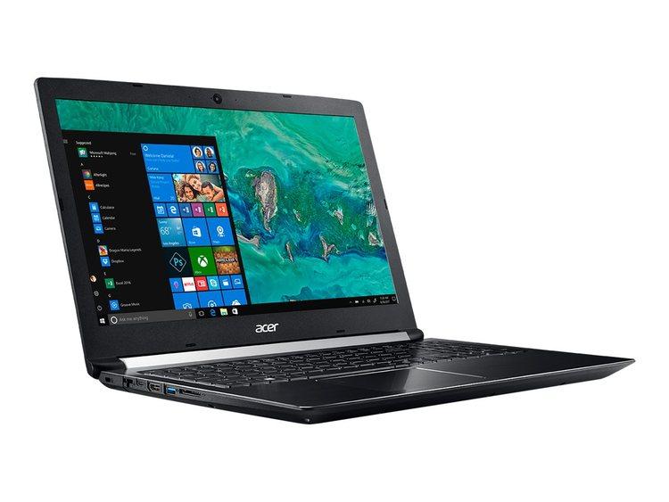 """Acer Aspire 7 15.6"""" i5-8300H 16G 512G GTX 1050"""