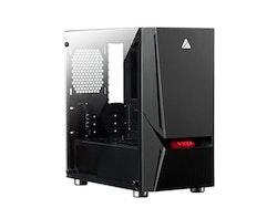 AZZA Luminous 110 RF1 bk mATX   CSAZ-110 RF1
