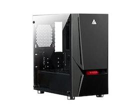 AZZA Luminous 110 RF1 bk mATX | CSAZ-110 RF1