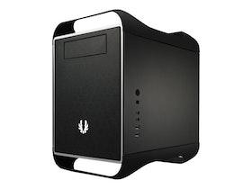 BitFenix Prodigy M - Tower - micro ATX - inget nätaggregat  (ATX / PS / 2) - svart - USB / Audio