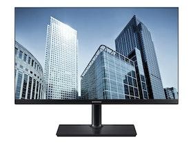 """Samsung S24H850QFU 24 """"2560 x 1440 HDMI DisplayPort 60Hz Pivot skärm"""