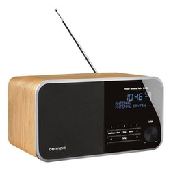 Grundig DTR 3000 DAB+ - DAB radio - oak