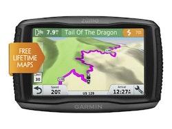 "Garmin zumo 595LM - GPS navigator - motorcycle 5"" widescreen"