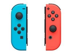 NINTENDO Joy-Con vänster Blå, Röd